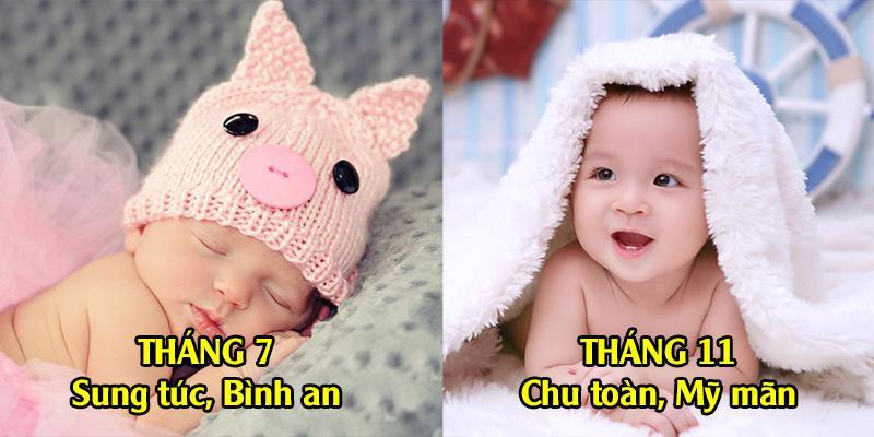 6 tháng sinh Heo nhỏ tốt nhất trong năm Kỷ Hợi: Con vô cùng hưởng lợi, bố mẹ ăn ké phần may mắn