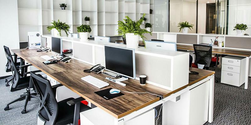 Dân công sở chọn không gian làm việc như thế nào để cấp bậc thăng tiến, tài lộc phất cao?