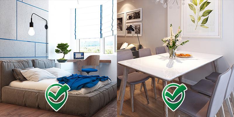 Chọn đúng cây, bày đúng chỗ cho từng vị trí trong nhà để có tác dụng gia tăng vận khí phong thuỷ
