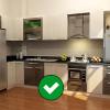 Cách sắp đặt bếp nấu và bồn rửa không phạm phong thuỷ để gia tăng tài vận, may mắn