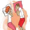 Giải mã chính xác tình trạng yêu đương của các cặp đôi thông qua 10 tư thế ngủ
