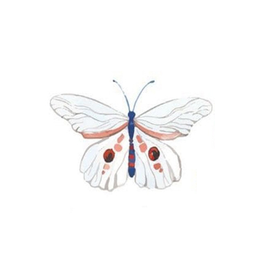 1. Con bướm số 1