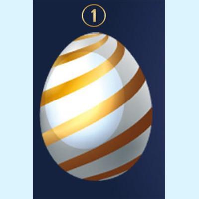 Quả trứng thứ 1