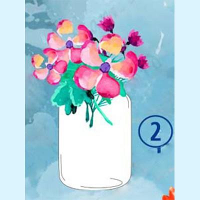 Bình hoa số 2