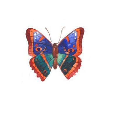 4. Con bướm số 4
