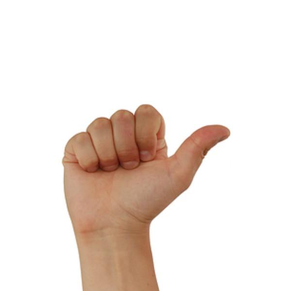 Một ngón cái